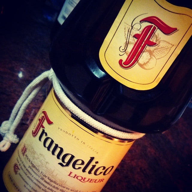 frangelico liquor, frangelico drink
