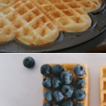 Oster Belgian Flip Waffle Maker Review - Compact Design