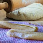 How To Make & Form Cecamariti Pasta