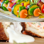 What To Serve With Chicken Cordon Bleu - 11 Sides