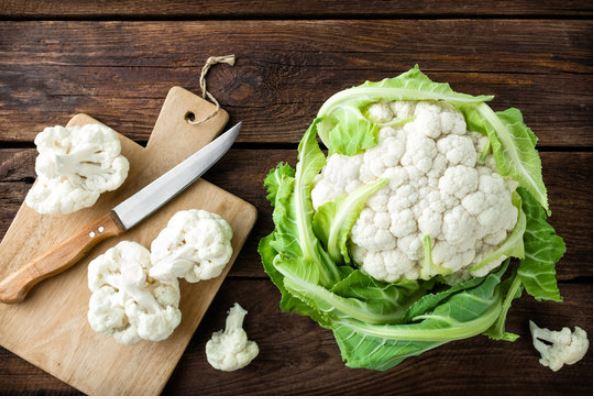 what does cauliflower taste like