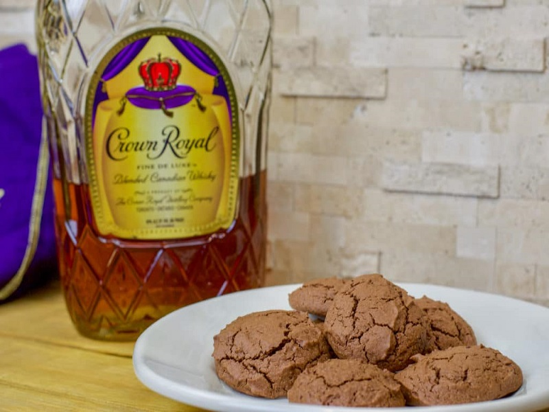 crown royal cookie recipes