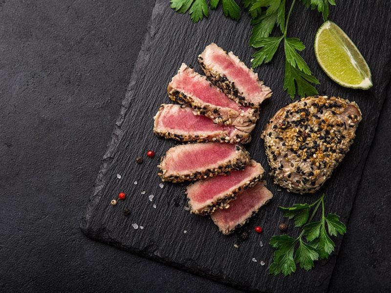 keto tuna steak recipes